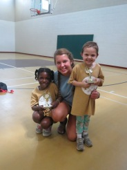 5-6 Girl's camper of the week and runner-up with Maggie, their college counselor